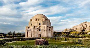 گنبد جبلیه نماد تاریخ کرمان