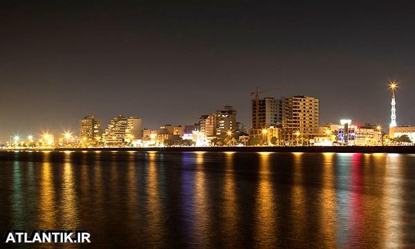 بندر عباس شهر ساحلی ایران