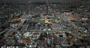 مشهد شهر امام رضا