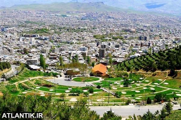 سنندج شهر دف نوازی ایران