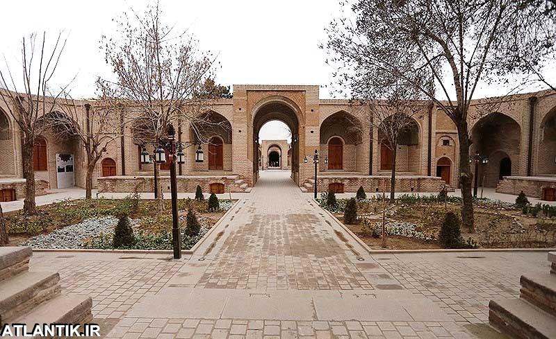 آثار تاریخی شهر قزوین