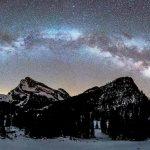 آموزش جهت یابی در شب با کهکشان راه شیری – جهت یابی آتلانتیک