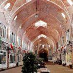 بازار سرپوشیده بزرگ تبریز