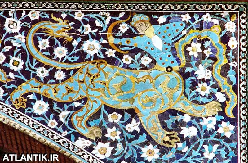 ماه قوس نماد شهر اصفهان
