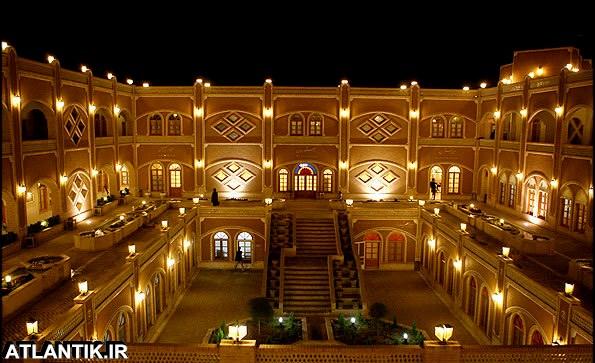 خانه های تاریخی شهر یزد
