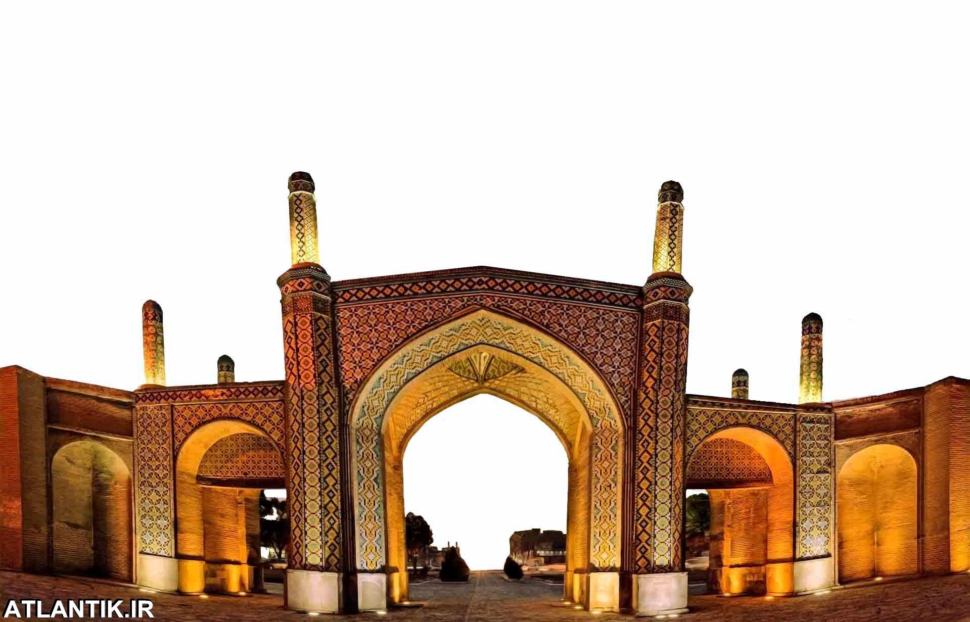 دروازه قدیم قزوین