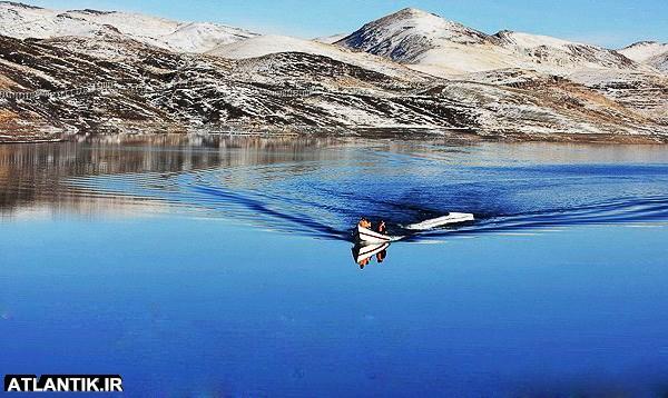 دریاچه شهر زنجان