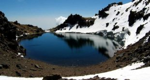 دریاچه کوه سبلان اردبیل