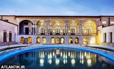 آثار و بناهای تاریخی شهر کرد
