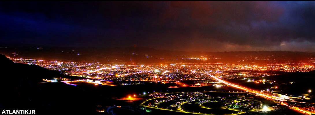 شب های شهر زنجان