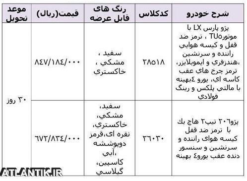 ثبت نام ایران خودرو خرداد 98