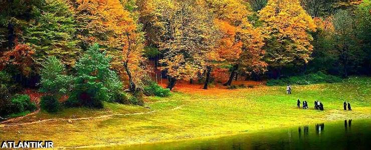 طبیعت پارک جنگی جنوب شهر گرگان