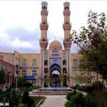 مسجد جامع تبریز- گردشگری آتلانتیک