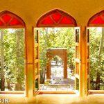 بوستان علی محمد مختاری -بوستان باغ ایرانی - گردشگری آتلانتیک