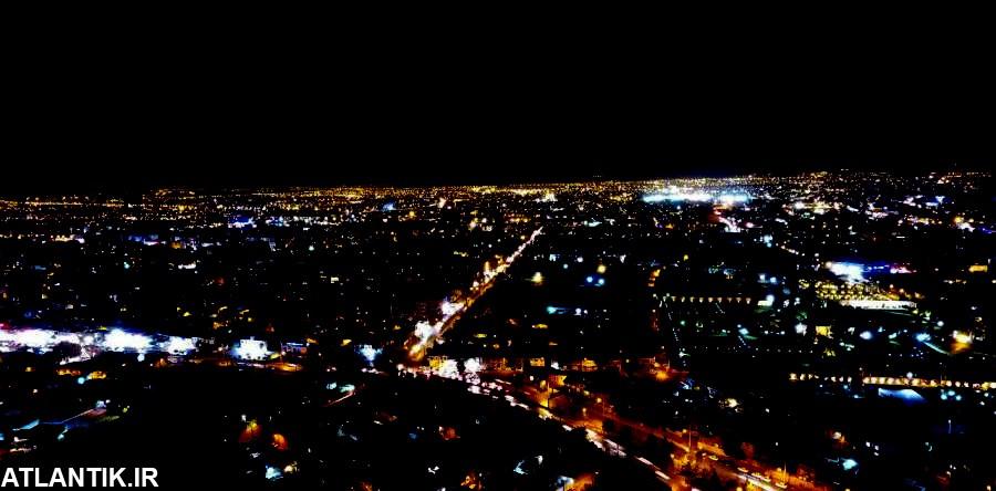 شب های شهر شیراز