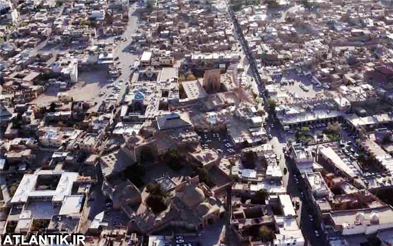 بافت قدیم شهر سمنان