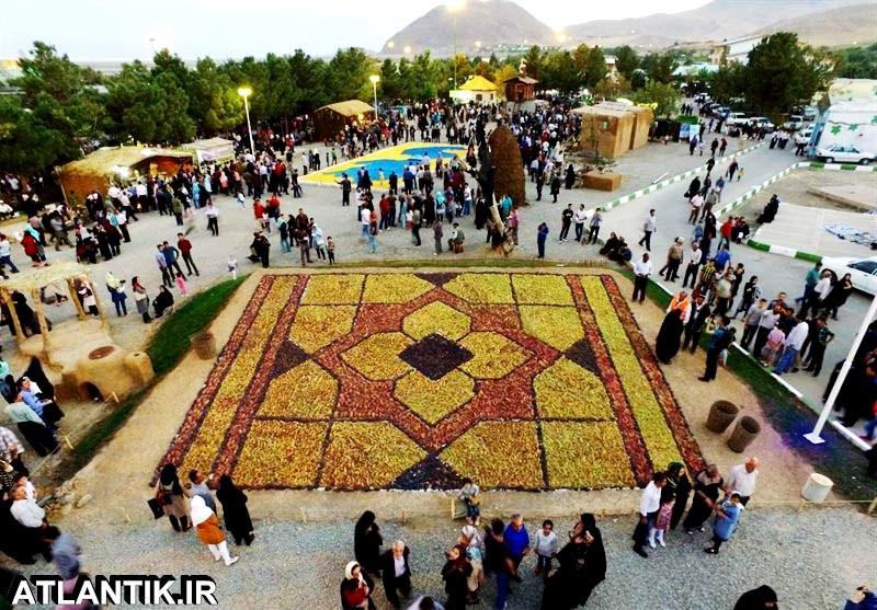 جشنواره انگور شهر ارومیه آذربایجان غربی