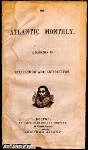 نشریه علمی،هنری، ادبی، سیاسی آتلانتیک