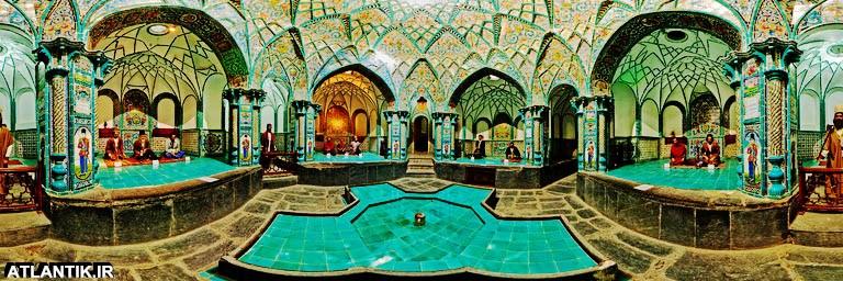 حمام قدیمی شهر اراک