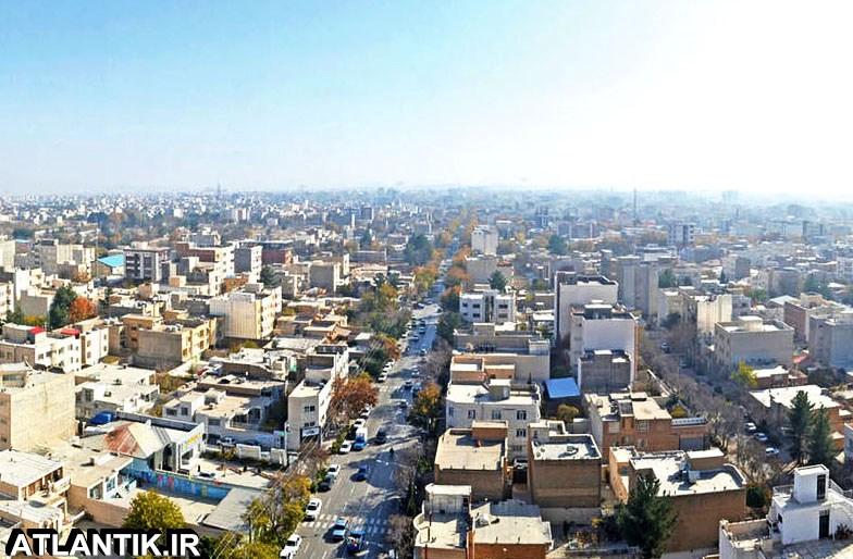 شهر پاریس ایران بجنورد