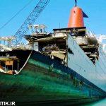 باقیمانده کشتی آتلانتیک استار-Atlantic Star