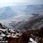 مسیرهای صعود به قله کوه دند، یا همان دن داغی تبریز - گردشگری آتلانتیک