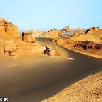 کلوت های شهداد کرمان کویر لوت - گردشگری آتلانتیک