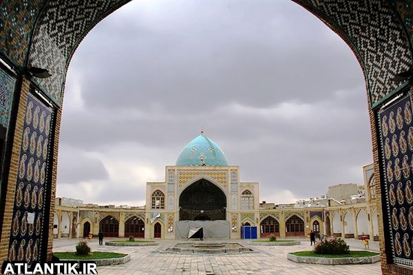 گردشگری تاریخی شهر زنجان