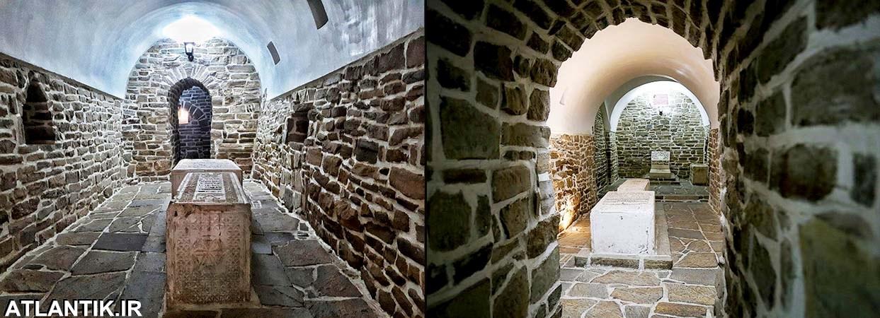 Church of the Holy Mary Urmia ، کلیسای ننه مریم، قدیمی ترین کلیسای ایران و جهان، شهر ارومیه، سایت گردشگری آتلانتیک
