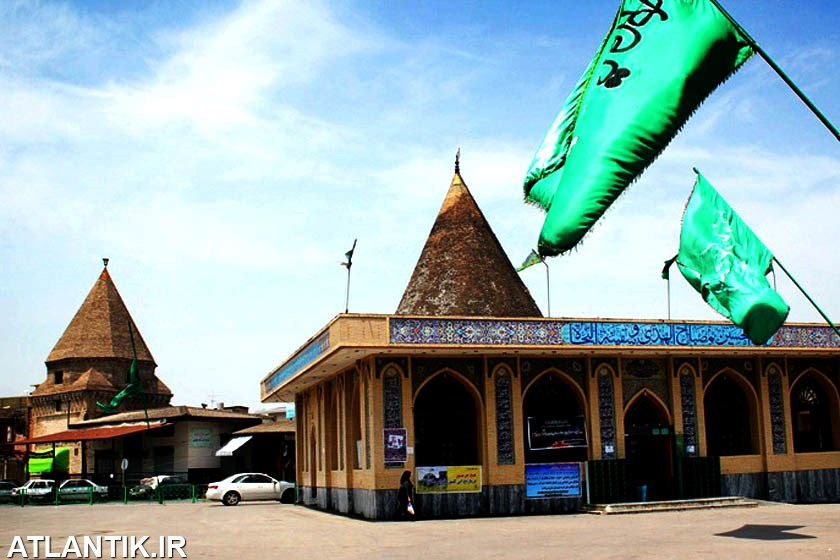 برج، آرامگاه و بقعه سلطان زین العابدین شهر ساری – گردشگری شهر ساری - ATLANTIK