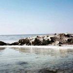 دریاچه نمک حوض سلطان - آینه درخشان ایران - دریاچه سفید ایران – آزادراه تهران قم – گردشگری سایت آتلانتیک