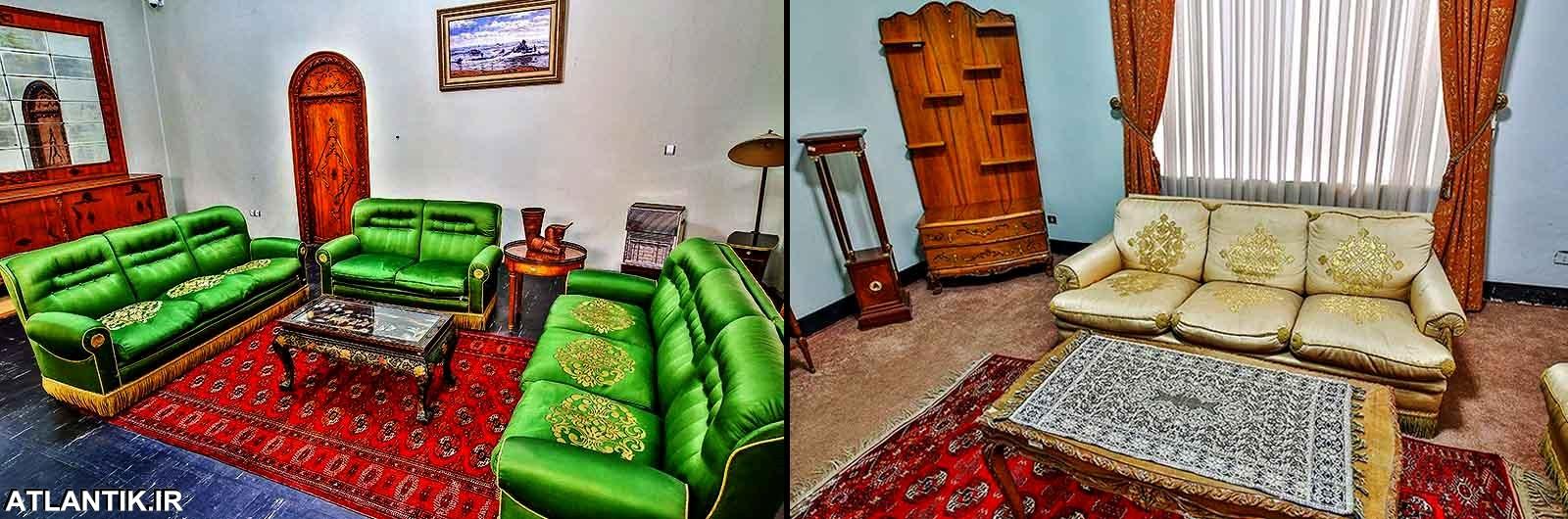 کاخ موزه گرگان، مرکز فرهنگی شهر گرگان، استان گلستان، کاخ اختصاصی گرگان، کاخ سلطنتی گرگان