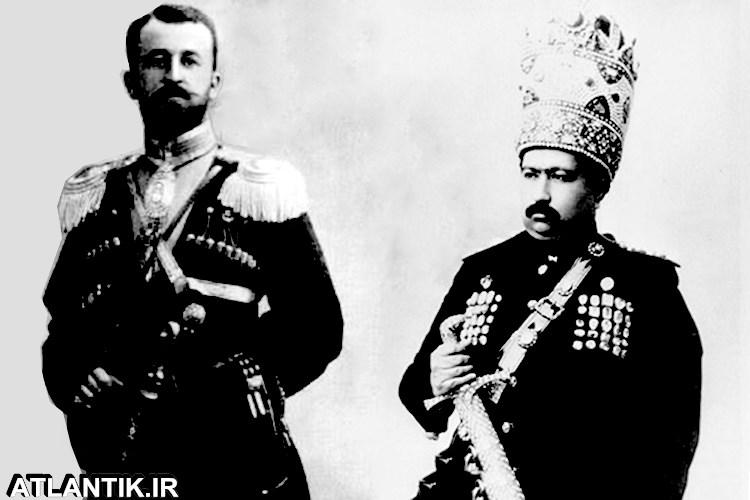 دوم تیر سالگرد به توپ بستن مجلس شورای ملی توسط لیاخوف روسی در زمان محمدعلی شاه قاجار، روزشمار آتلانتیک
