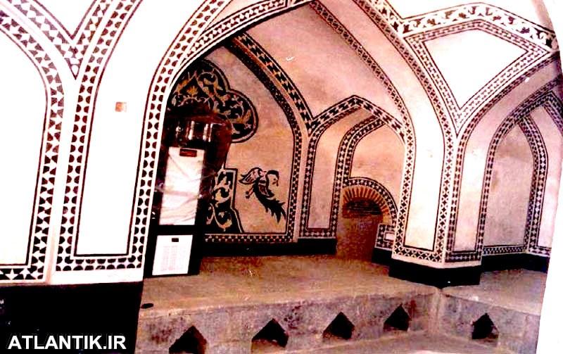 حمام شيشه ای شهر سنندج کردستان - گردشگری کردستان – سایت ATLANTIK