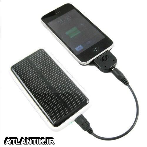 شارژرهای-خورشيدي موبایل