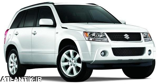 تبدیل فوري خودرو سوزوکی ویتارا به سایر محصولات