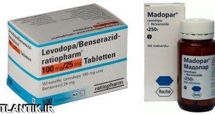 داروشناسي آتلانتيک - معرفي داروي ضد پارکینسون لوودوپا بی – Levodopa-B