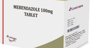 داروشناسي آتلانتيک - معرفي داروي ضد کرم مبندازول - Mebendazole