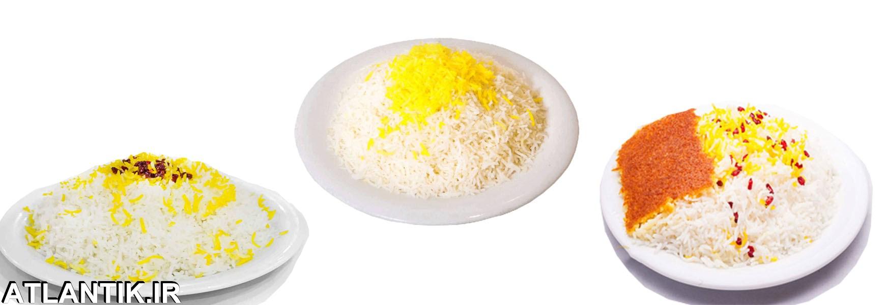 آشپزخانه آتلانتیک: انواع ترفندها و روش های پخت برنج