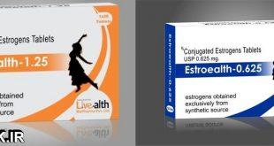 داروشناسي آتلانتيک - معرفي داروي بيماري استخوان استروژن کونژوگه – Estrogens Conjugated