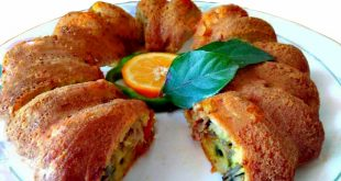 آموزش آشپزي سايت آتلانتيک-طرز تهیه کیک گوشت