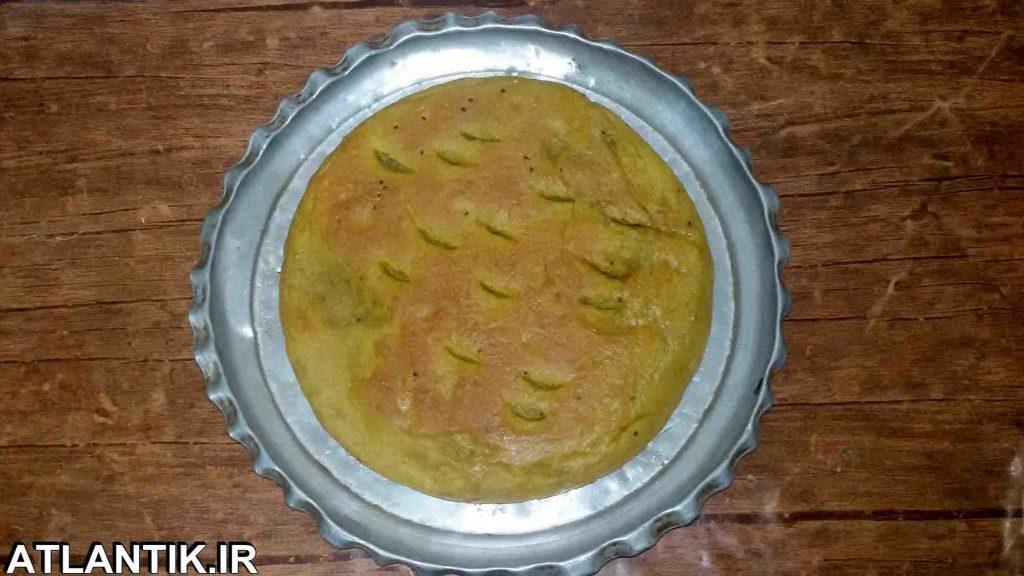 کپو-کوپو-سايت آموزشي آتلانتيک- آشپزخانه آتلانتیک: طرز تهیه نان کپو کرمان