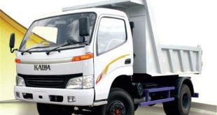 سايت خودرو و گردشگري آتلانتيک-مشخصات فنی کامیونت KADIA کادیا AT60