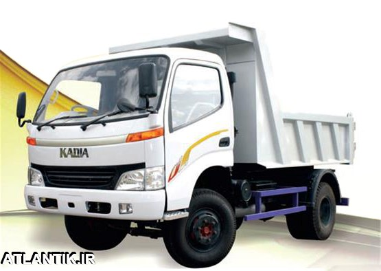 سايت خودرو و گردشگري آتلانتيک-مشخصات فنی کامیونت کادیا AT60