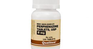 داروشناسي آتلانتيک-معرفي داروي روان گردان پرفنازین – Perphenazine