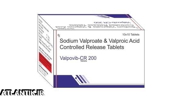 معرفي داروي روان گردان سدیم والپروات – Sodium Valproate