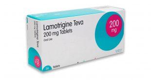 معرفي داروي روان گردان لاموتوری ژین – Lamotrigine