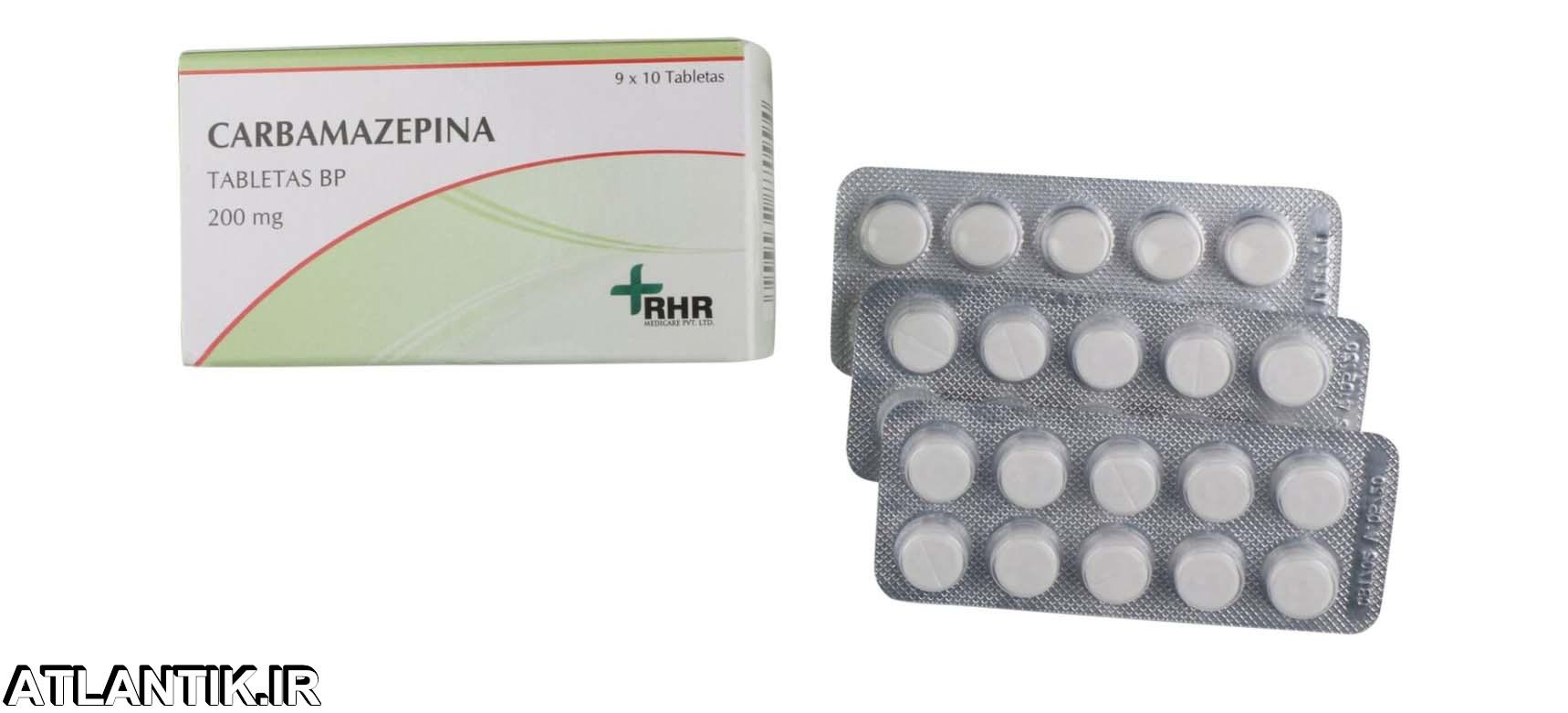معرفي داروي روان گردان کاربامازپین – Carbamazepine