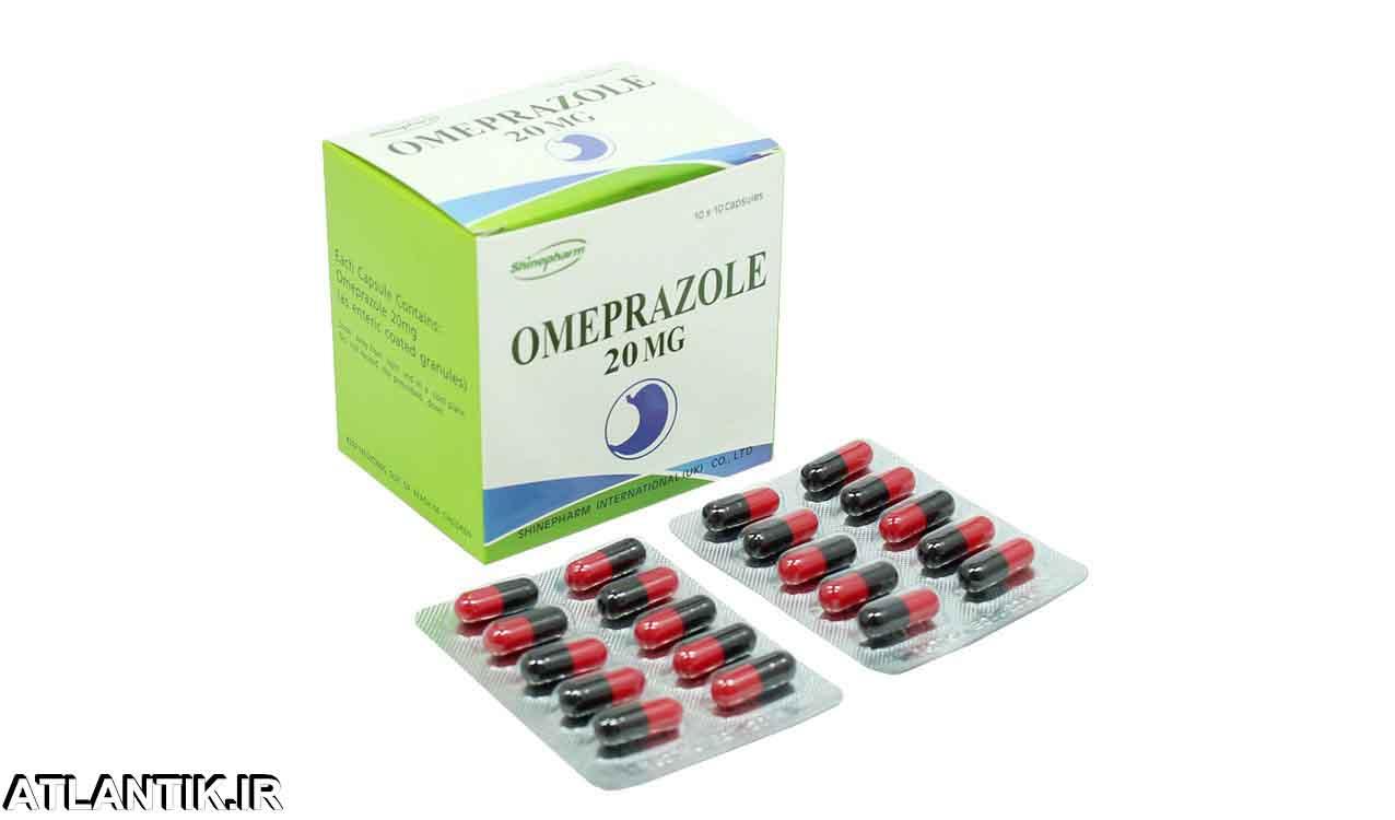 معرفي داروي ضد زخم معده و اثنی عشر امپرازول – Omeprazole-داروي گوارش
