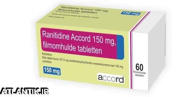 معرفي داروي ضد زخم معده و اثنی عشر رانیتیدین – Ranitidine-علم داروشناسي